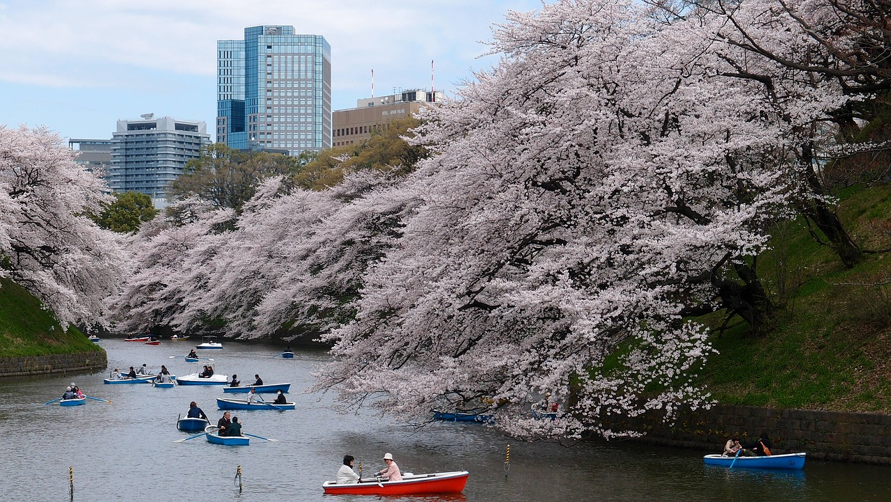 Les meilleurs ittinéraires pour visiter le Japon